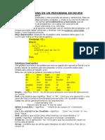 Programa Delphi