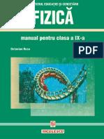 Manual de Fizica Pentru Clasa a Ix A