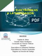 Ayudas Electronicas a La Navegacion