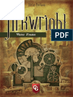 Arkwright - Water Frame Rules