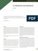 Diagnóstico Prenatal No Invasivo
