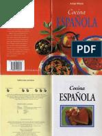 Cocina Espaniola