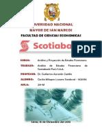 Analisis Financiero - Scotiabank Peru
