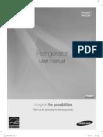 SAMSUNG FRENCH DOOR RFG237 Manual