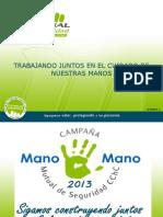 Presentacion General Campana Mano Mano