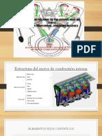 Elementos Estaticos y Dinamicos de Un Motor de Combustion Interna