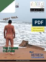 NAKd.life Magazine - May 2016