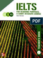 IELTS for Academic Purposes - Teacher Book