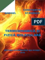 Termodinamică și fizică moleculară