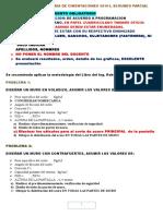 Practica Domiciliaria de Cimentaciones 2016-i Segundo Parcial