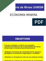 Econom Minera UNMSM