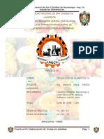 Copia de Practica 05 - Preparacion de Almibar de Fruta