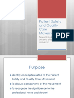safety and quality care movement  copy