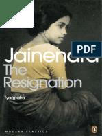 The Resignation_ Tyagpatra, - Jainendra
