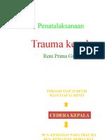 CEDERA KEPALA Penatalaksanaan Di IGD Copy