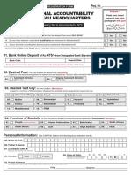 NAB HdQts Form