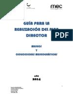 Guia Para Realizar Plan Director