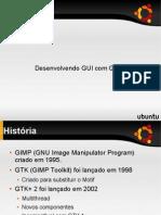 3º Seminário de Software Livre Tchelinux Pelotas - Desenvolvendo GUI com GTK+ por Frederico Schardong
