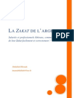 Zakat Argent