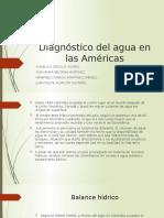Diagnóstico del agua en las Américas.pptx