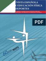 Revista Del COLEF Nº 389