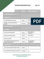 Modelo de Cuestionario ISO 9001