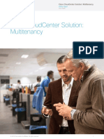 Cisco CloudCenter Solution-Multitenancy