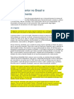 Ensino Superior No Brasil e Desenvolvimento