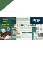 A simple Aico Carbon Monoxide Alarms Leaflet