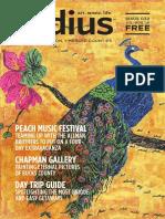 Radius Magazine Issue #32
