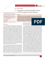 Probiotics and Bone Healthprobiotics and bone repair