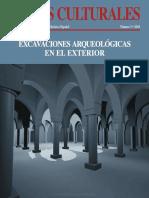 Excavaciones Arqueologicas en El Exterior