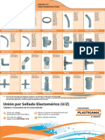 Tuberías Plastigama de presión Unión  Z.pdf