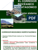 Corredor Bioceánico Norpatagónico - Presentación Aguilar