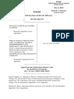 LaAsmar v. Phelps Dodge Corp., 605 F.3d 789, 10th Cir. (2010)