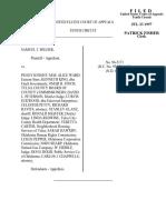 Wilder v. Knight, 120 F.3d 272, 10th Cir. (1997)