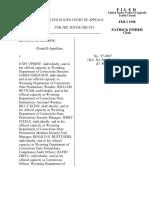 Johnson v. Uphoff, 10th Cir. (1998)
