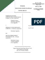 Morrison Knudsen v. Ground Improvement, 175 F.3d 1221, 10th Cir. (1999)