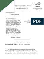 Birkley v. PRI Automation, 10th Cir. (2003)