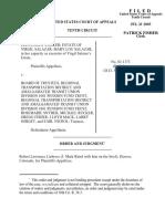 Walker v. Bd. Trustees RTD, 10th Cir. (2003)