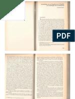 Aristóteles, De La Filosofía de La Filosofía a La Ontología de La Substancia - Francisco Bravo