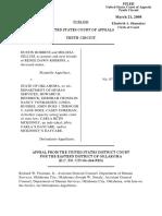 Robbins v. Oklahoma, 519 F.3d 1242, 10th Cir. (2008)