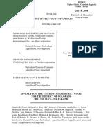 Morrison-Knudsen v. Ground Improvement, 532 F.3d 1063, 10th Cir. (2008)