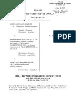 Deer Crest Associates v. Avalon Deer Valley, 566 F.3d 1246, 10th Cir. (2009)