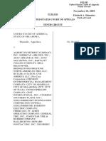 United States v. Albert Inv. Co., Inc., 585 F.3d 1386, 10th Cir. (2009)