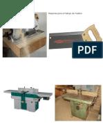 Maquinas Para El Trabajo de Madera