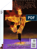 Hellblazer #125 Tidus Game Comics