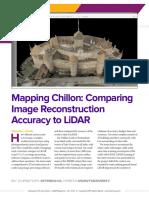 LiDARMagazine StrechaMontgomery-MappingChillon Vol5No5