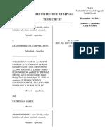 Hershey v. ExxonMobil Oil Corporation, 10th Cir. (2013)