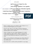 12 Fair empl.prac.cas. 5, 11 Empl. Prac. Dec. P 10,621 Larry J. Williams, Cross-Appellee v. Southern Union Gas Company, Cross-Appellant, United States Equal Employment Opportunity Commission, Amicus Curiae, Newspaper Agency Corporation, Amicus Curiae in the Cross Appeal, 529 F.2d 483, 10th Cir. (1976)